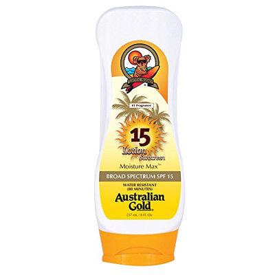 Australian Gold SPF 15 lotion 8oz