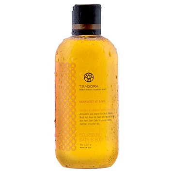 Nourishing Bath and Body Oil - Rainforest At Dawn