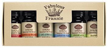 Fabulous Frannie Synergy Essential Oil Blend Basic Sampler Set
