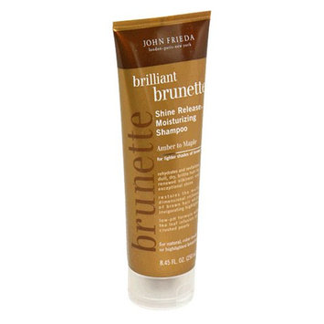 John Frieda® Brilliant Brunette Shine Release Moisturizing Shampoo Amber to Maple