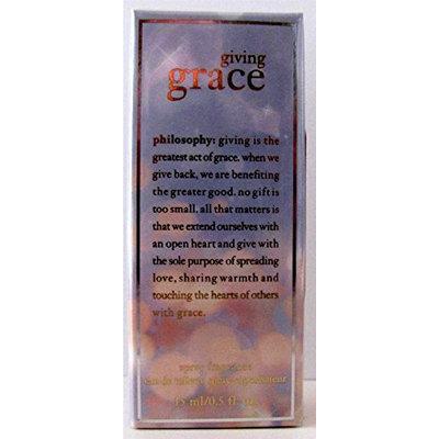 Philosophy Giving Grace Spray Fragrance 0.5 Fl. Oz.