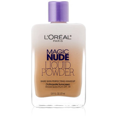 L'Oréal Paris Magic Nude Liquid Powder Bare Skin Perfecting Makeup SPF 18