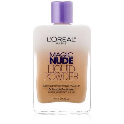 L'Oréal Paris Magic Nude Liquid Powder Bare Skin Perfecting Makeup SPF 18