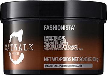 CATWALK Fashionista Brunette Mask