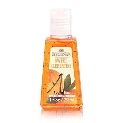 Bath & Body Works® PocketBac Sweet Clementine Anti-Bacterial Hand Gel