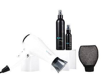 InStyler IN BLU Styling System Turbo Ionic Hair Dryer