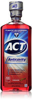 Accu-chek Compact Plus Act Alcohol Free Anticavity Fluoride Rinse