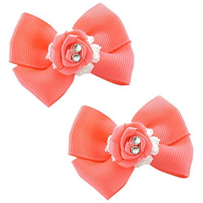 Linda Fashion Hair Bow Clip