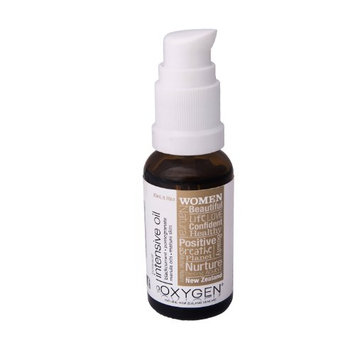 Oxygen Skincare Womens Organic Ultimate Botanical Serum for All Skin Types