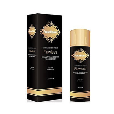 Fake Bake Flawless Coconut Tanning Serum For Face & Body (148ml)