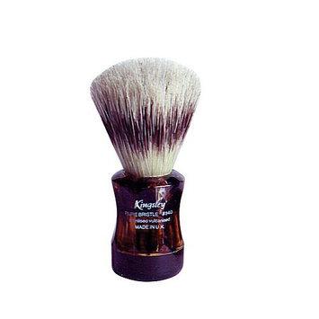 Harry D Koenig & Co Pure Bristle Shave Brush In Tortoise for Men