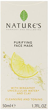 Nature's Purifying Face Mask