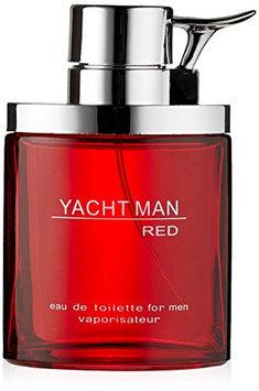 Yacht Man Red by Myrurgia Eau De Toilette Spray for Men