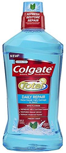 Colgate Total Daily Repair Mouthwash