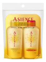 ASIENCE Kao Inner Rich Shampoo/Conditioner Mini Set