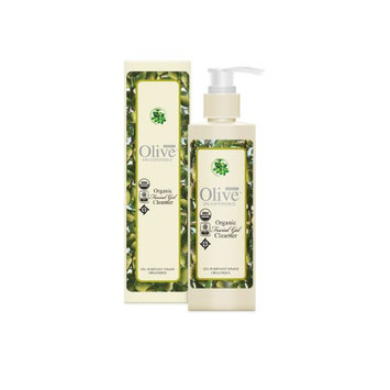 Certified Organic Olive Essence Facial Gel Cleanser