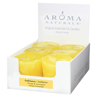 Aroma Naturals Ambiance Votive Candle