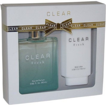 Intercity Beauty Company Clear Fresh Gift Set for Women
