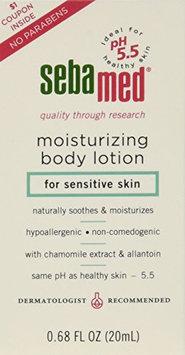 Sebamed Sensitive Skin Moisturizing Body Lotion