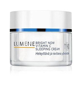 Lumene Bright Now Vitamin C Sleeping Cream