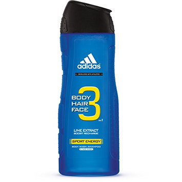 Adidas Male Personal Care 3-in-1 Body Wash