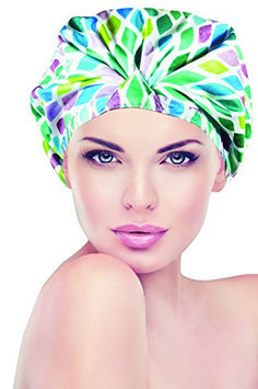 Betty Dain The Turban Trendy Comfort Fit Shower Cap
