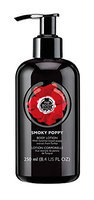 The Body Shop Smoky Poppy Body Lotion