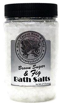 Black Canyon Brown Sugar & Fig Bath Sea Salts