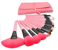 PuTwo 24 Piece Professional Makeup Brushes Set with Bag