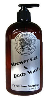 Black Canyon Body Wash 16 Oz (Unscented (Fragrance Free))