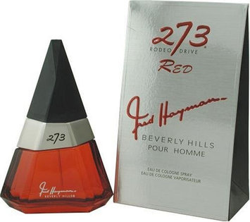 Fred Hayman 273 Red By Fred Hayman For Men. Cologne Spray 2.5 Ounces