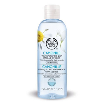 The Body Shop Camomile Waterproof Eye/Lip Make-Up Remover for Unisex