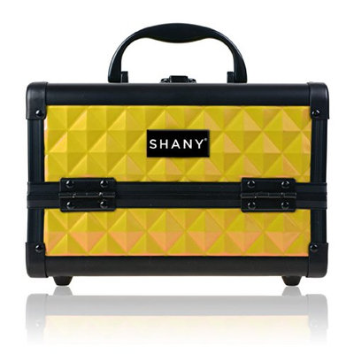 SHANY Mini Makeup Train Case With Mirror - Optimism