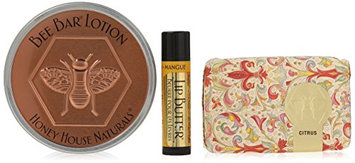 Honey House Naturals Soap Gift Set