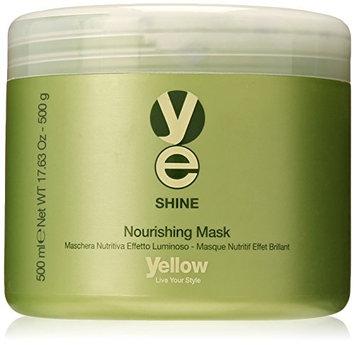 ALFAPARF Yellow Shine Nourishing Mask