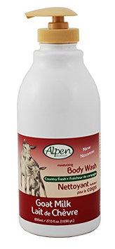 Alpen Secrets Goat Milk Body Wash