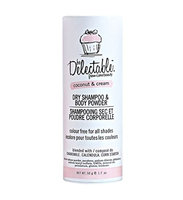 Delectable by Cake Beauty - Coconut & Cream Dry Shampoo & Body Powder