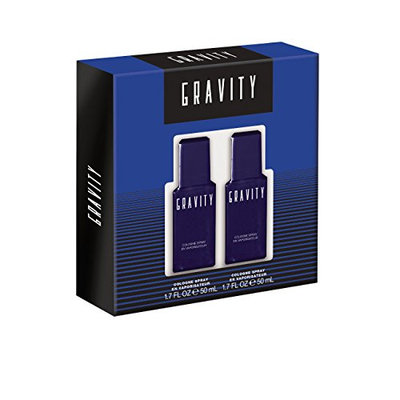 Classics Gravity 2 Piece Gift Set (1.7 Ounce Cologne Spray)