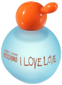 I Love Love By Moschino For Women. Miniature Eau De Toilette 5 Ml.