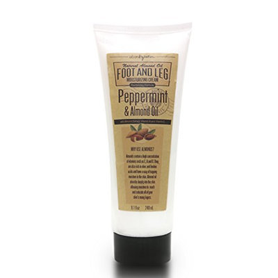 Urban Hydration Natural Oil Foot and Leg Cream