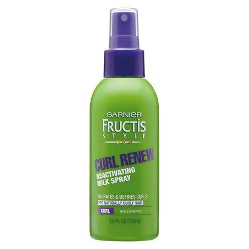 Garnier Hair Care Fructis Curl Renew Reactivating Milk Spray