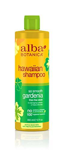 Alba Botanica Hawaiian Shampoo So Smooth Gardenia