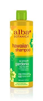 Alba Botanica Hawaiian Shampoo So Smooth Gardenia