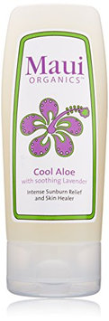 Maui Organics Intense Sunburn Relief and Skin Healer