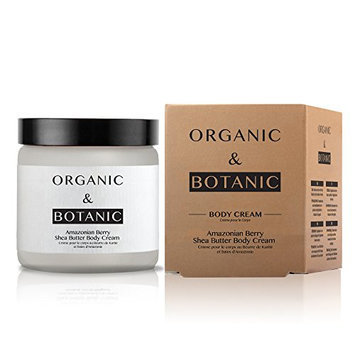 Organic & Botanic Amazonian Berry Shea Butter Body Cream