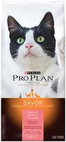 PRO PLAN® SAVOR™ ADULT Salmon & Rice Formula Cat Food