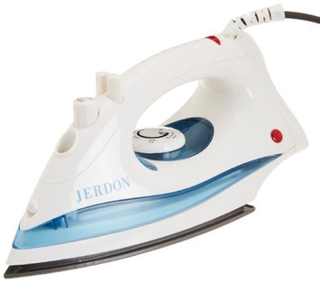 Jerdon J513W Dual Automatic Shut-Off Midsize Iron with 9-Foot Cord