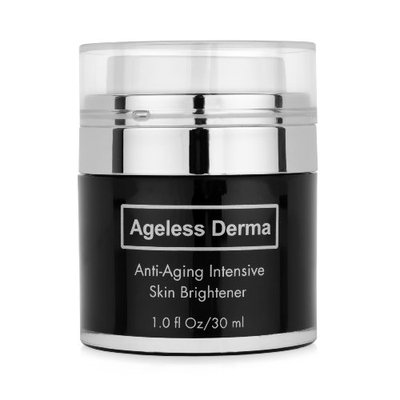 Ageless Derma Face Cream for Dark Spots Formulated By Dr. Mostamand. This Dark Spot Cream Lightens Dark Spots