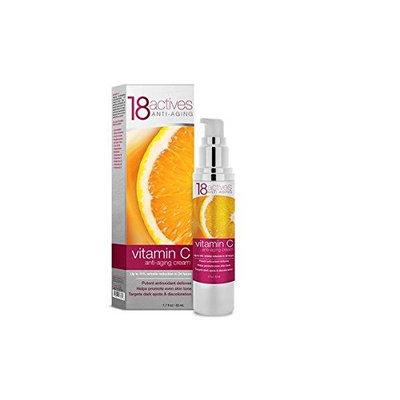 18 Actives Vitamin C Cream