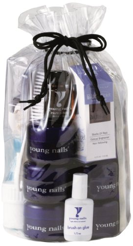 Young Nails False Nail Pro Acrylic Core Kit